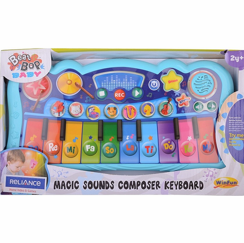 WinFun Magical Sounds Composer Keyboard