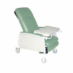 Drive Medical 3 Position Heavy Duty Bariatric Jade Geri Chair Recliner Model d574ew-j
