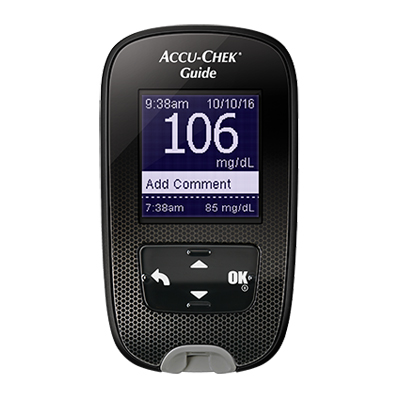 Accu-Chek Guide Blood Glucose Monitoring System