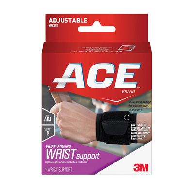 ACE Wrist Support, Wrap Around Support