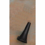 ADC Ear Speculum Plastic Black 4.25 mm Disposable