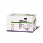 Cosmopor Adhesive Dressing 4 X 8 Inch Nonwoven Rectangle White Sterile - Case of 300