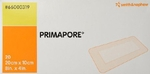 Adhesive Dressing Primapore 4 X 8 Inch Polyester Rectangle Tan Sterile