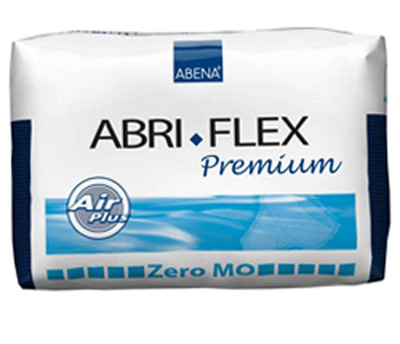 Abri-Flex Adult Absorbent Underwear Premium M0 Pull On Medium Disposable Light Absorbency - Case of 112