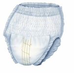 Adult Absorbent Underwear Abri-Flex Special Pull On Small / Medium Disposable Moderate Absorbency