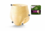 Depend Pull On Adult Absorbent Underwear Large Disposable Moderate Absorbency - Case of 76