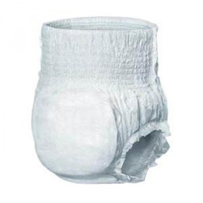 Adult Absorbent Underwear Simplicity Pull On X-Large Disposable Moderate Absorbency