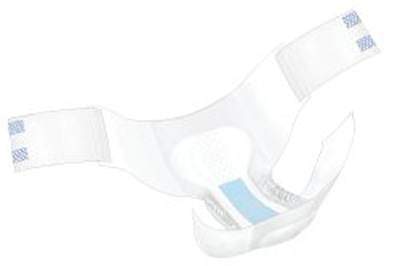 Adult Incontinent Brief Wings Bariatric Tab Closure 3X-Large Disposable Heavy Absorbency