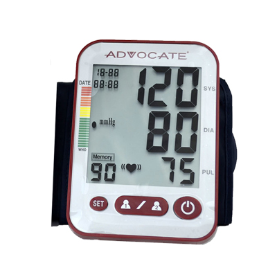 Advocate Arm Blood Pressure