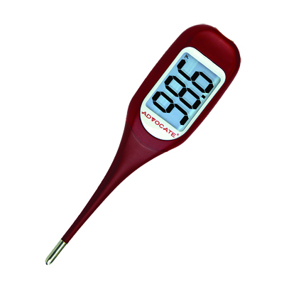 Advocate Oral/Rectal Thermometer - Model: ADPT-01
