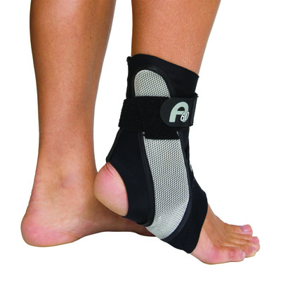 Aircast A60 Ankle Support Large Strap Closure Female Size 13.5 + / Male Size 12 + Right Ankle