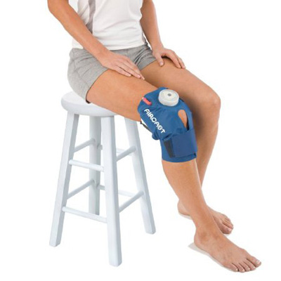 AirCast Cold Therapy System Cryo/Cuff SC Knee Universal Reusable