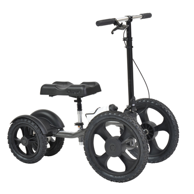 All-Terrain Knee Walker Crutch Alternative - Drive Medical - 990X