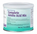 Complete Amino Acid Oral Supplement Amino Acid Mix Unflavored 7 oz. Can Powder - Case of 6