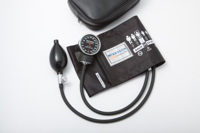 Aneroid Sphygmomanometer McKesson LUMEON Pocket Style Hand Held 2-Tube Thigh Thigh