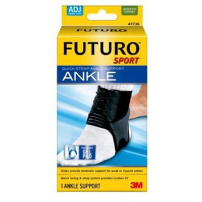 Ankle Brace Futuro Universal Lace-Up Left or Right Ankle