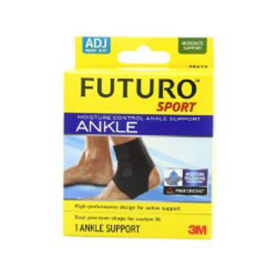 Ankle Support Futuro Universal Strap Closure Left or Right Ankle