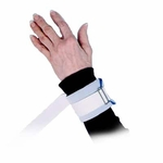 Skil-Care Ankle / Wrist Restraint Dispos-A-Cuff One Size Fits Most Tie Strap 1-Strap