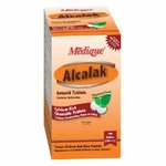 Antacid Alcalak 420 mg Strength Chewable Tablet 500 per Box