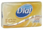 Dial Bar 3.5 oz. Individually Wrapped Scented Antibacterial Soap - Case of 72