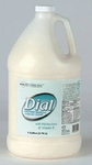 Antimicrobial Soap Liquid Dialwith Moisturizers Liquid 1 gal. Jug Woody Citrus Scent