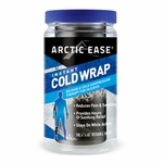 Arctic Ease Instant Cold Wrap Large Black 4 x 60 in