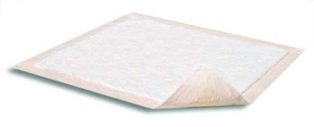 Attends Dri-Sorb Plus Underpad w/Polymer - 30x36 in - UFP-360 - 100/cs