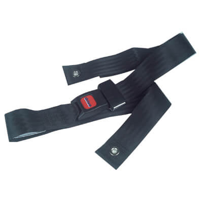 Drive Medical Auto Style Wheelchair Seat Belt stds855