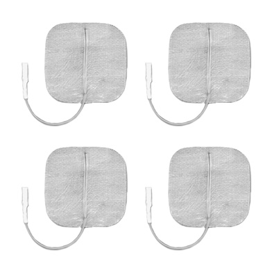 Axelgaard PALS 2 x 2 in Square Silver Electrodes - 4 Pads