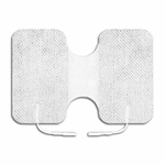 Axelgaard UltraStim Dual Silver Grid Electrode, 3.5 x 5 in Butterfly - ULB355 - 1 Each - Expires 12/2019