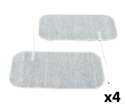 Axelgaard Ultrastim X 2 x 4 in Rectangle - 8 Pads
