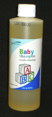 Baby Shampoo Fresh Moment 8 oz. Bottle Fresh Scent