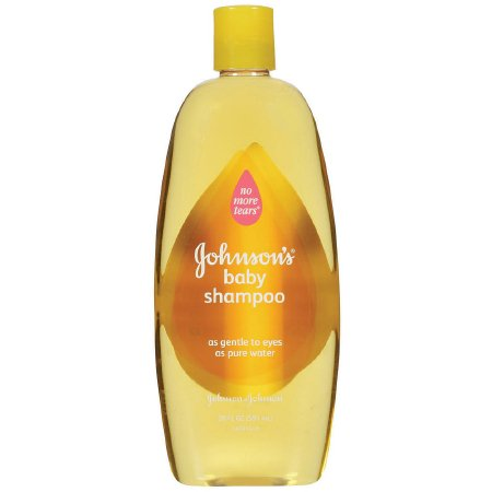 Baby Shampoo Johnson's no more tears 15 oz. Squeeze Bottle Baby Fresh Scent