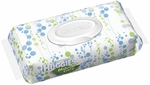 Baby Wipe Huggies Natural Care Soft Pack Aloe / Vitamin E Unscented 56 Count