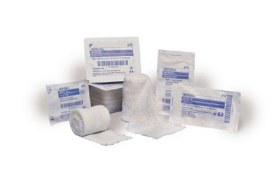 Bandage Roll Kerlix Gauze 6-Ply 2-1/4 Inch X 3 Yard Roll NonSterile
