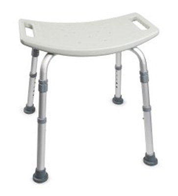 Bath Bench McKesson 400 lbs. Fixed Handle