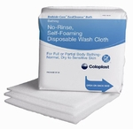 Coloplast Bath Wipe Bedside-Care EasiCleanse Soft Pack Sodium Cocoyl Isathionate / Panthenol Scented 30 Count - Case of 900