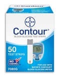 Bayer Contour Test Strips - 50 Strips