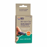 BD Safe Clip Needle Clipping and Storage Device