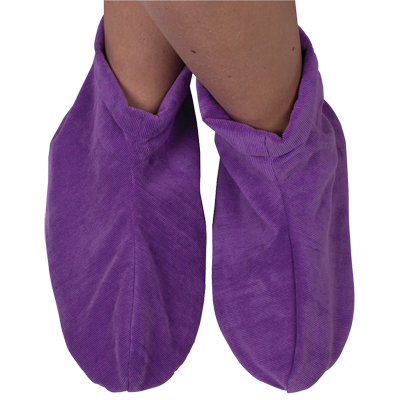 Bed Buddy at Home Foot Warmers  (Purple) BBF4008-12