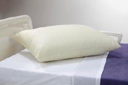 Encompass 21 X 27 Inch Beige Reusable Bed Pillow - Case of 12
