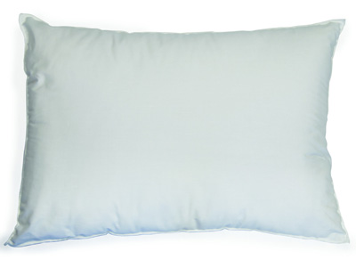 Bed Pillow McKesson 17 X 24 Inch White Disposable - 41-1724-S