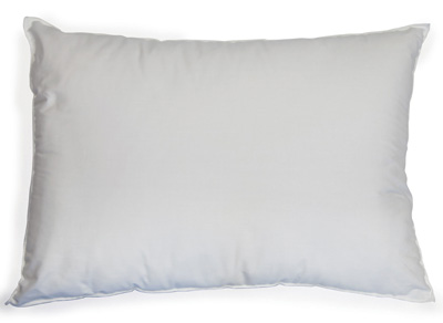 Bed Pillow McKesson 18 X 24 Inch White Disposable