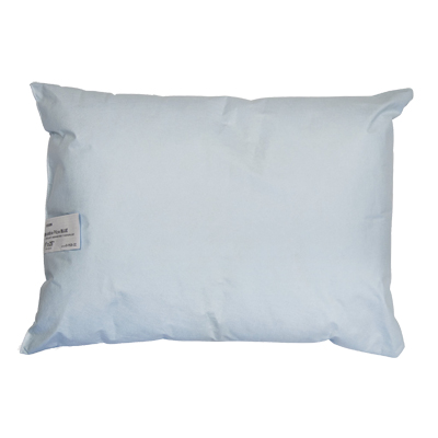 Bed Pillow McKesson 19 X 25 Inch Blue Reusable - 41-1925-CC