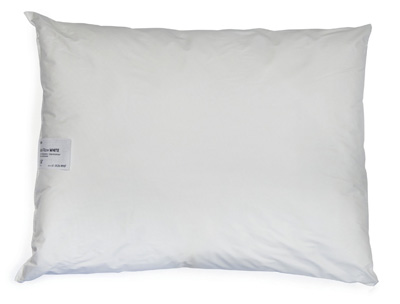 Bed Pillow McKesson 20 X 26 Inch White Reusable