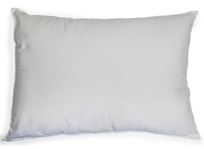 Bed Pillow McKesson 21 X 27 Inch White Reusable - 41-2127-WS