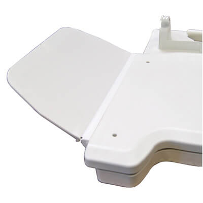 Drive Medical Bellavita Side Flap Model 460900205