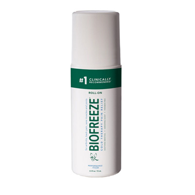 Biofreeze Classic Green Roll-On - 2.5oz