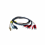 BioMedical Life Systems Multi-Colored Lead Wires for Quadstar Ii L00013MC