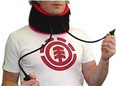 Body Sport TracCollar Neck Traction Device Regular -  14 to 16 inch